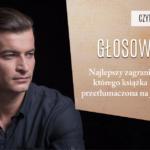 """Jakub Małecki nominowany w konkursie """"Czytający Petersburg""""!"""